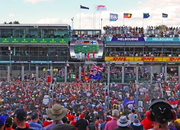 F1 Rolex Australian Grand Prix