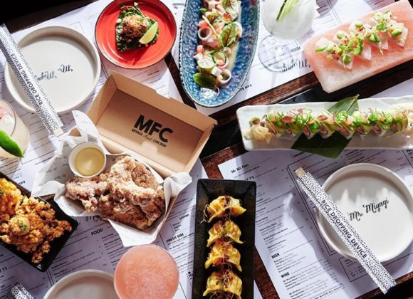 Restaurant of the Month: Mr. Miyagi